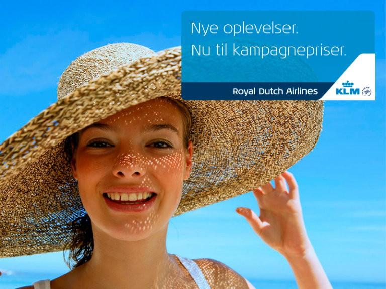 Tilbud i august med Air France & KLM til hele verden
