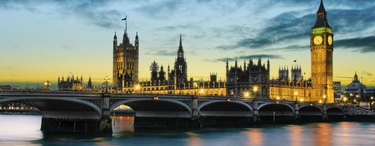 Billige pakkereiser til London