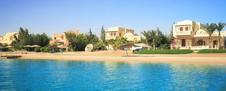 Til Hurghada og Rødehavet med Atlantis Rejser