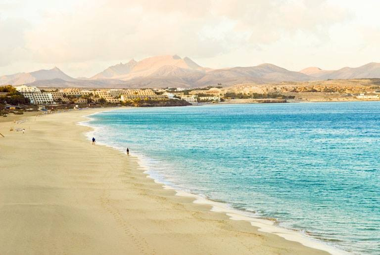 Hitta din drömstrand på Fuerteventura
