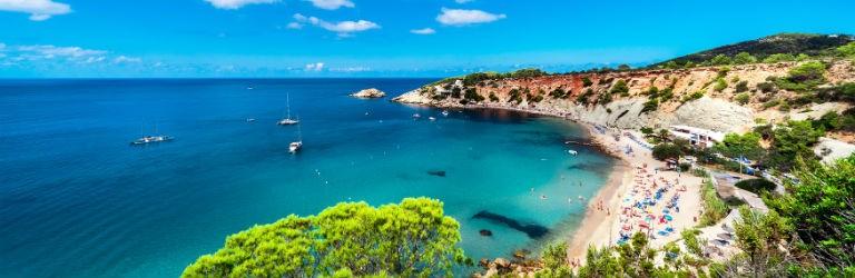 Billigaste resorna till Ibiza från hela Sverige