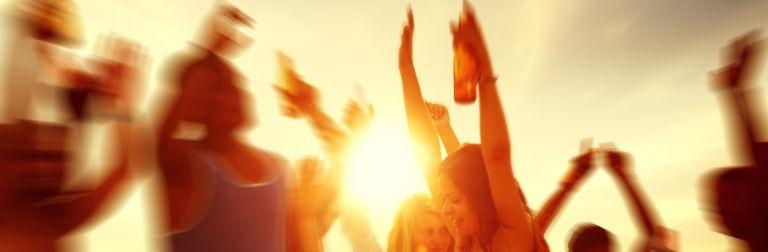 Billigaste resorna till 10 populära partydestinationer