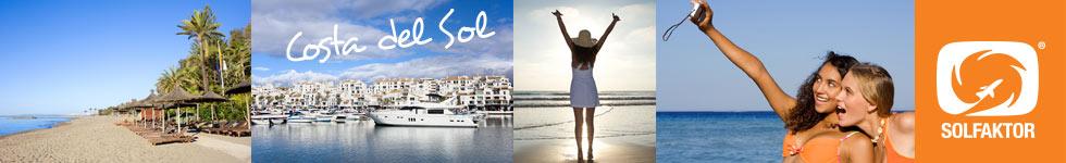 Spanska solkusten - Costa del Sol