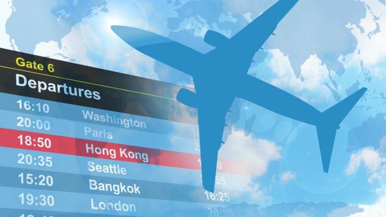 Her er de billigste flybilletter