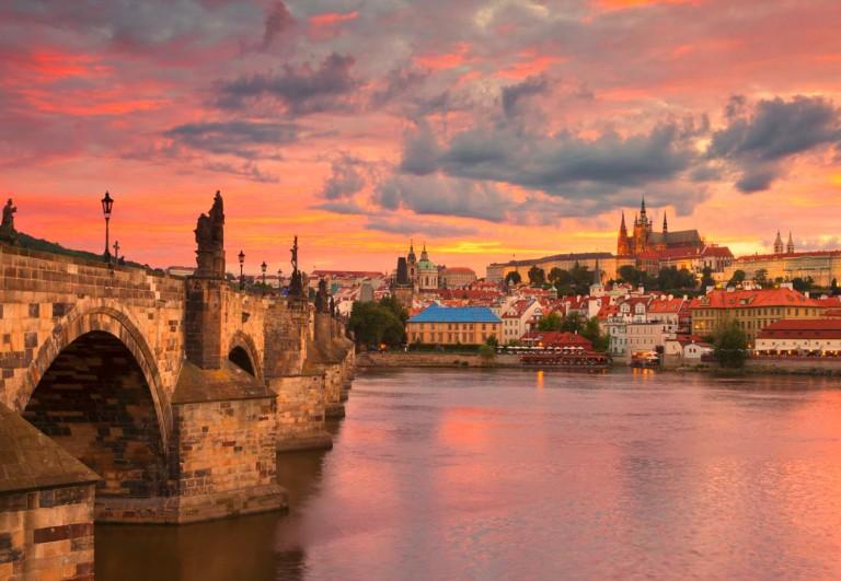 Billige pakkereiser til Praha