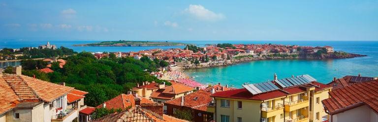 Billiga paketresor till Bulgarien