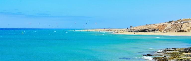 Billigaste resorna till Fuerteventura från hela Sverige