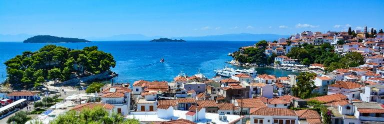 Billigaste resorna till 10 populära grekiska öar