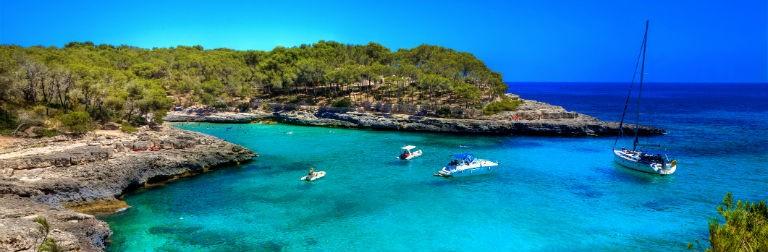 Billigaste resorna till Spanien från hela Sverige