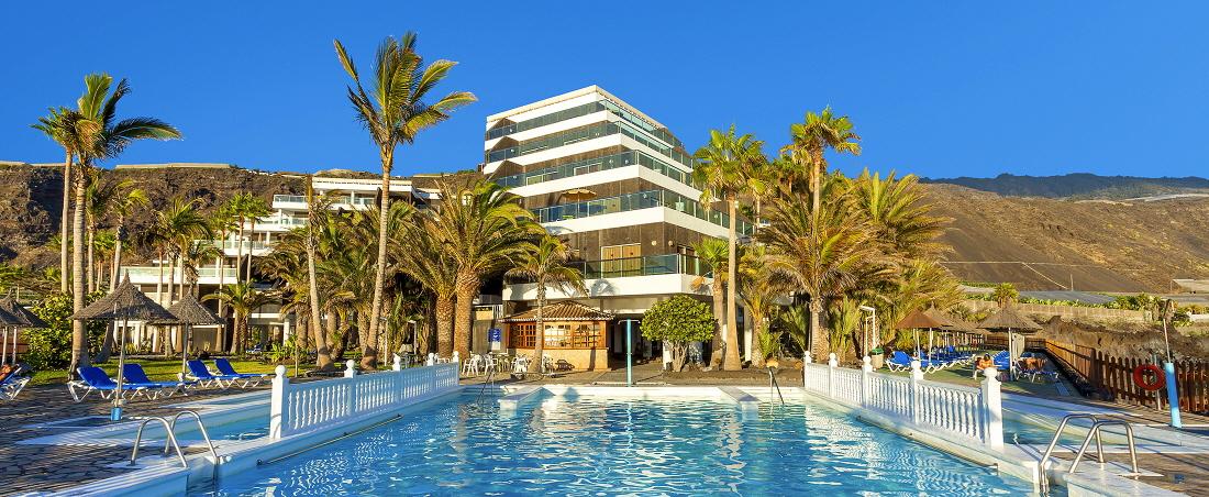 Hotell/leiligheter Sol La Palma