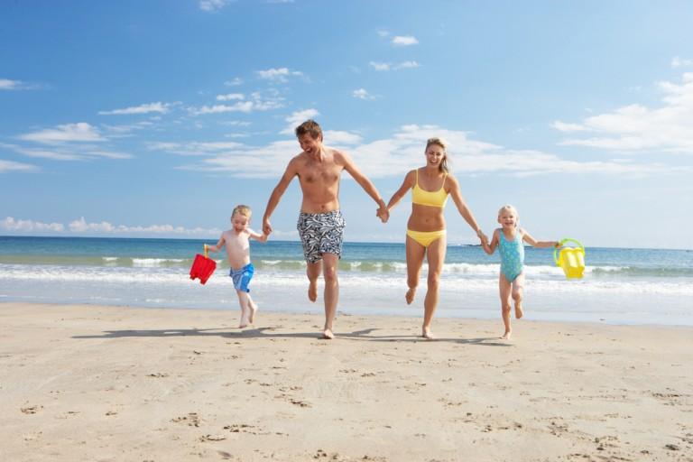Här får barnfamiljen mest för semesterpengarna under sommarlovet