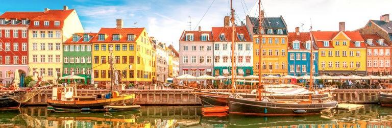 Billiga paketresor till Köpenhamn