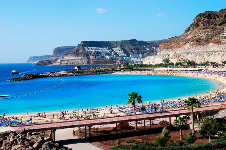 Rejser til Gran Canaria til vinter