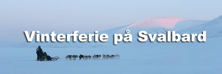 Solia-Svalbard vinterferie