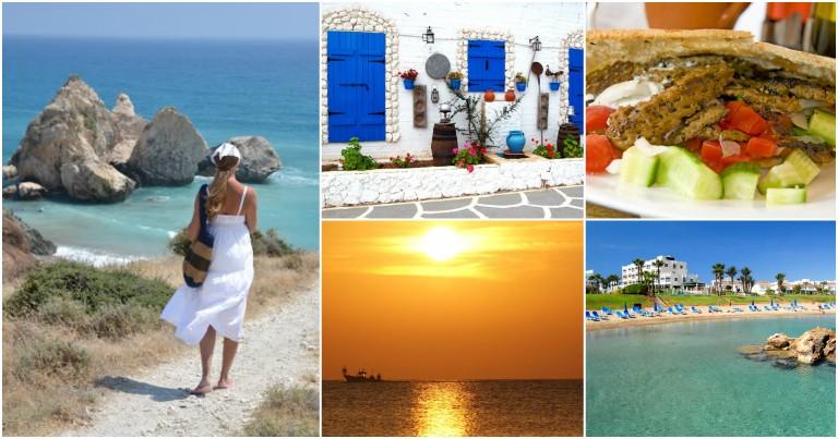Legg årets ferie til solfylte Kypros