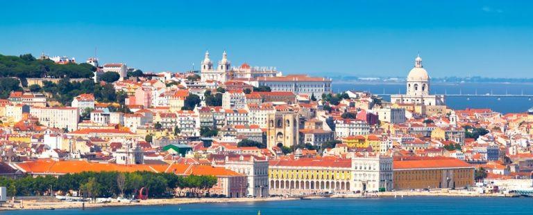 Lissabon, Cascais og Estoril - ferie ved Portugals lækre riviera