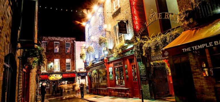 Opdag Dublin og Irland - Oplevelser, god mad og verdens bedste pubs