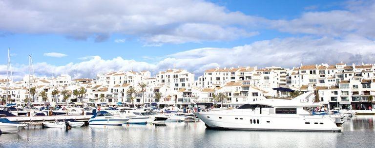 De bedste tilbud på rejser til Marbella fra Danmark
