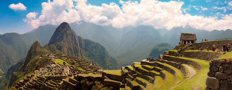 Machu Picchu Reseguide