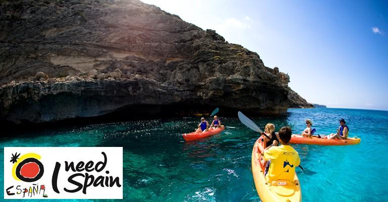 Spania - Aktiv ferie i Balearene