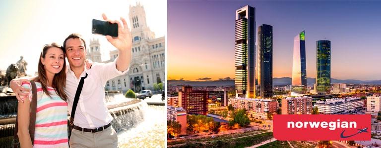 Vinn reise til Madrid