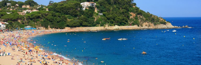De bedste tilbud på rejser til Costa Brava fra Danmark
