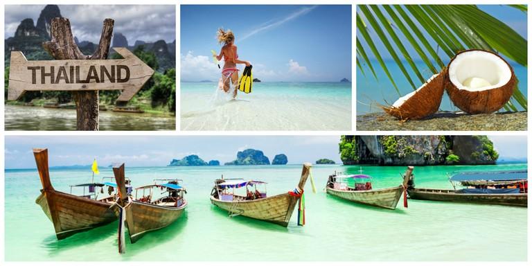 Tilbud til Thailand i november - bangkok, chiang mai og phuket