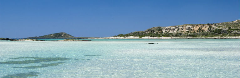 Billigaste resorna till 31 badorter på Kreta