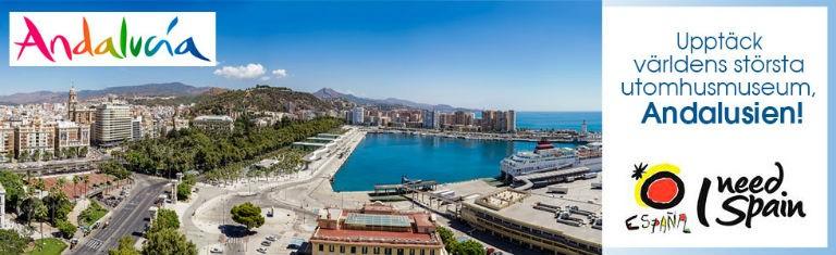 Upplev det vackra Andalusien