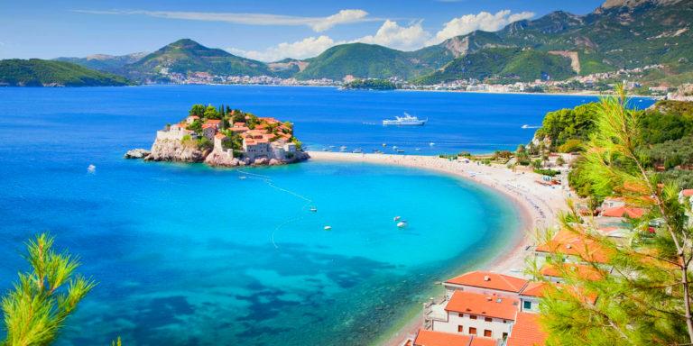 Montenegro - sommerens hotteste reisemål