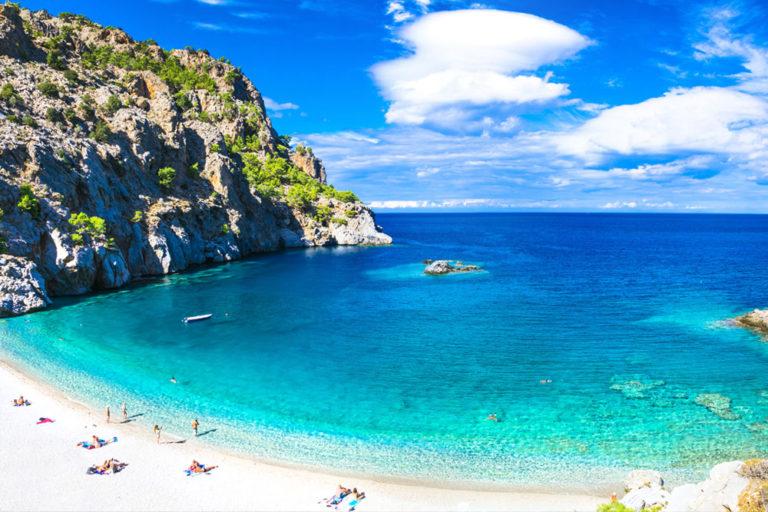 De bedste tilbud til 31 feriesteder på Kreta