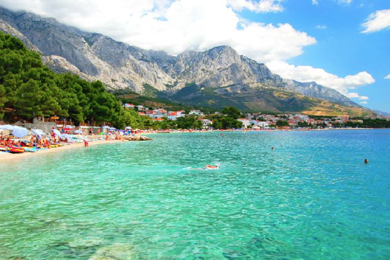 Reis til herlige Kroatia
