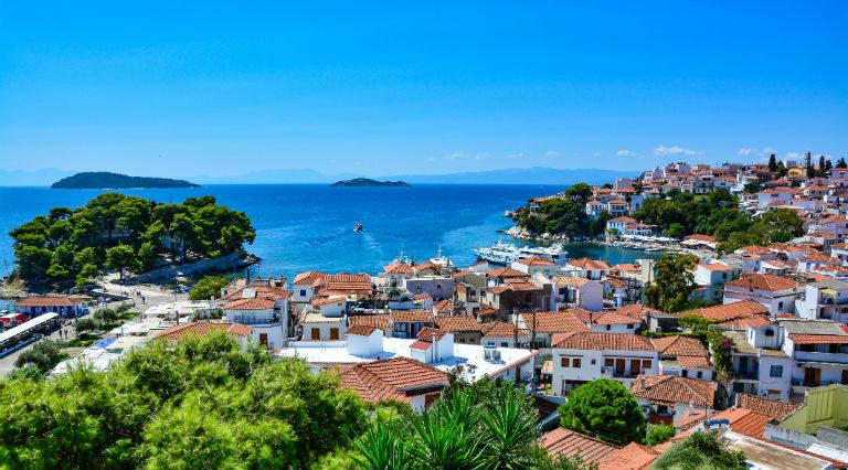 Billigaste resorna till 10 populära grekiska öar sommaren 2018