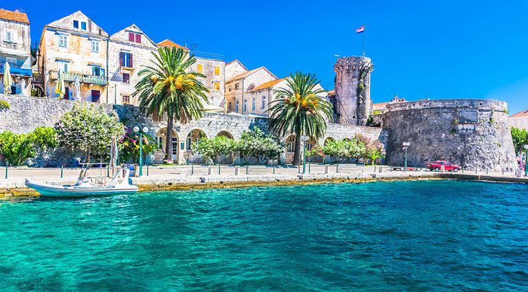 Fem skønne ferieøer i Kroatien