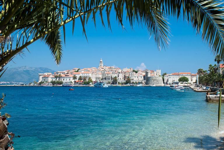 Finn din øy i Kroatia