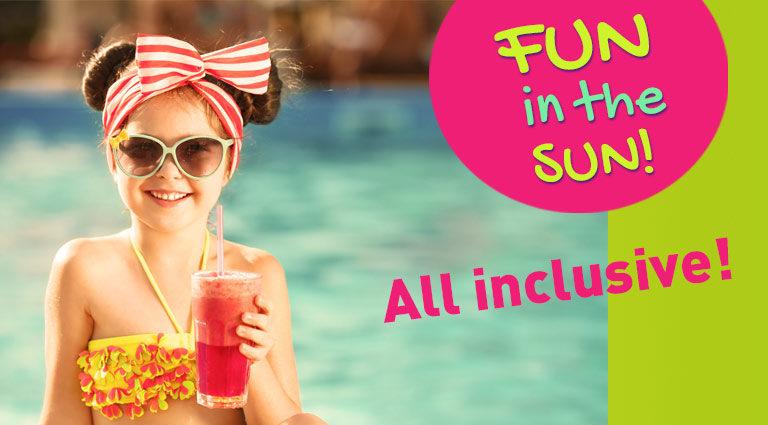 Fun in the sun - de billigste All Inclusive-reisene akkurat nå!