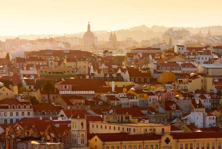 Illustration of Lisboa - number 1 of 8