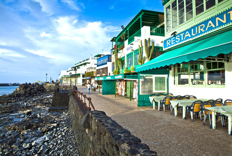Illustration of Playa Blanca - number 1 of 8