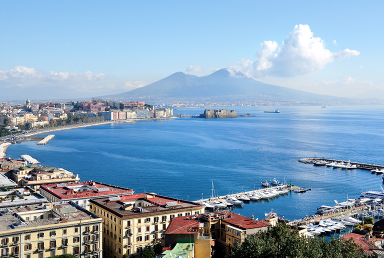 Illustration of Napoli - number 1 of 8