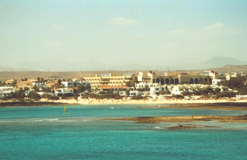 Illustration of Corralejo - number 1 of 4