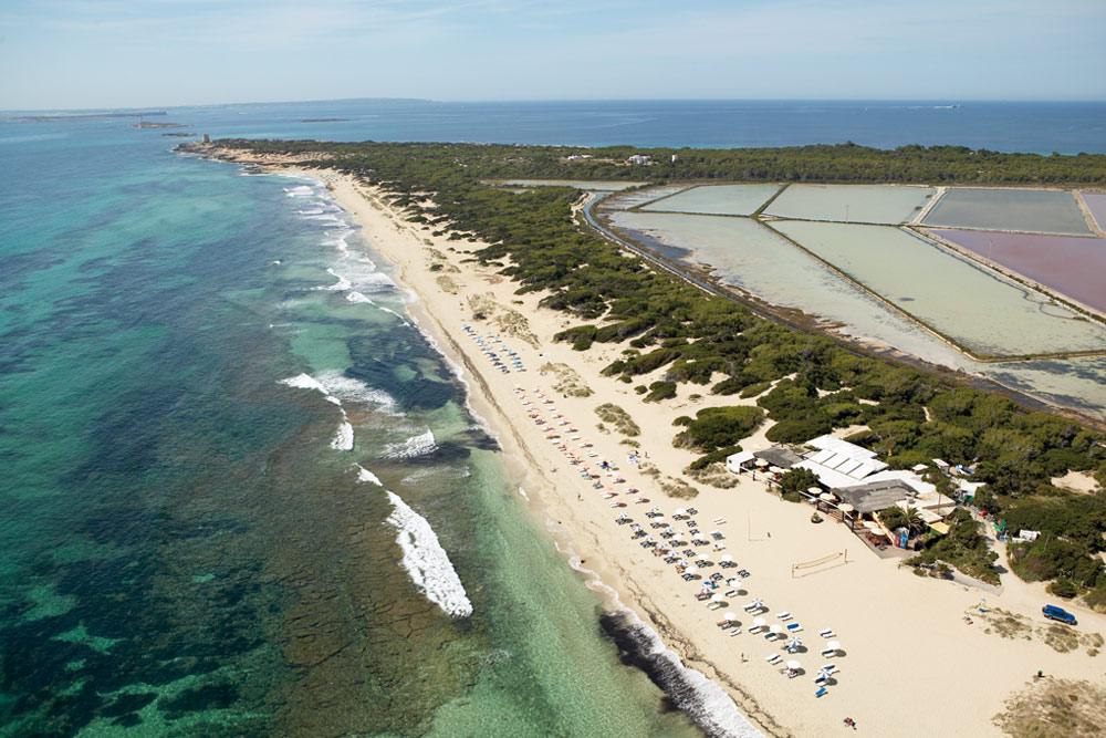Populære Ibiza