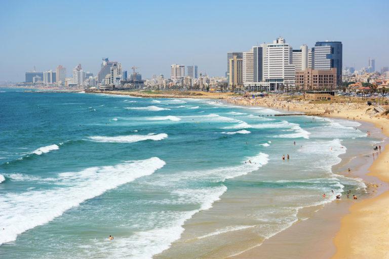 Reis til Tel Aviv med SOLFAKTOR