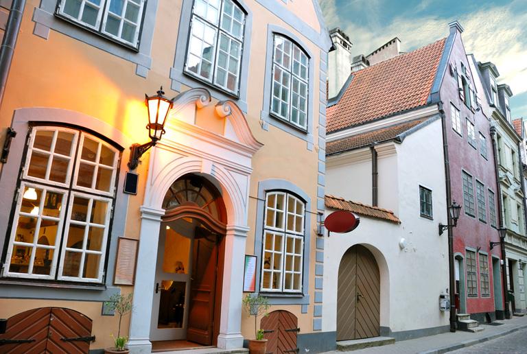 Bilder från hotelle Riga - nummer 1 av 12