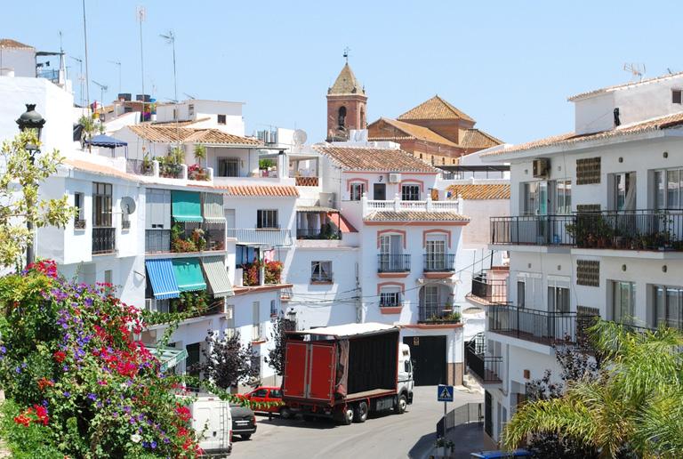 Bilder från hotelle Torrox Costa - nummer 1 av 8