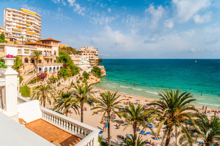 Finn din favoritt i Balearene