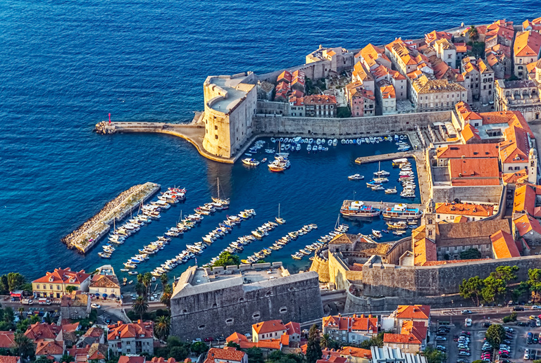 Illustration of Dubrovnik - number 1 of 13