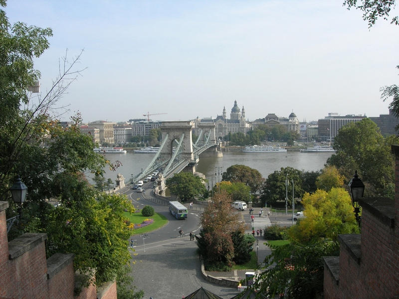 Illustration of Budapest - number 1 of 20