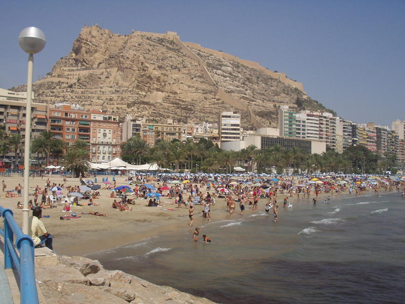 Illustration of Alicante - number 1 of 8