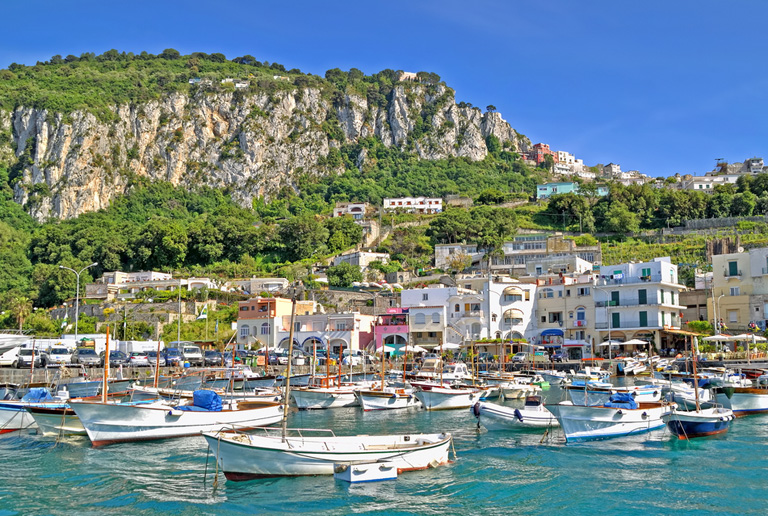 Illustration of Capri - number 1 of 8