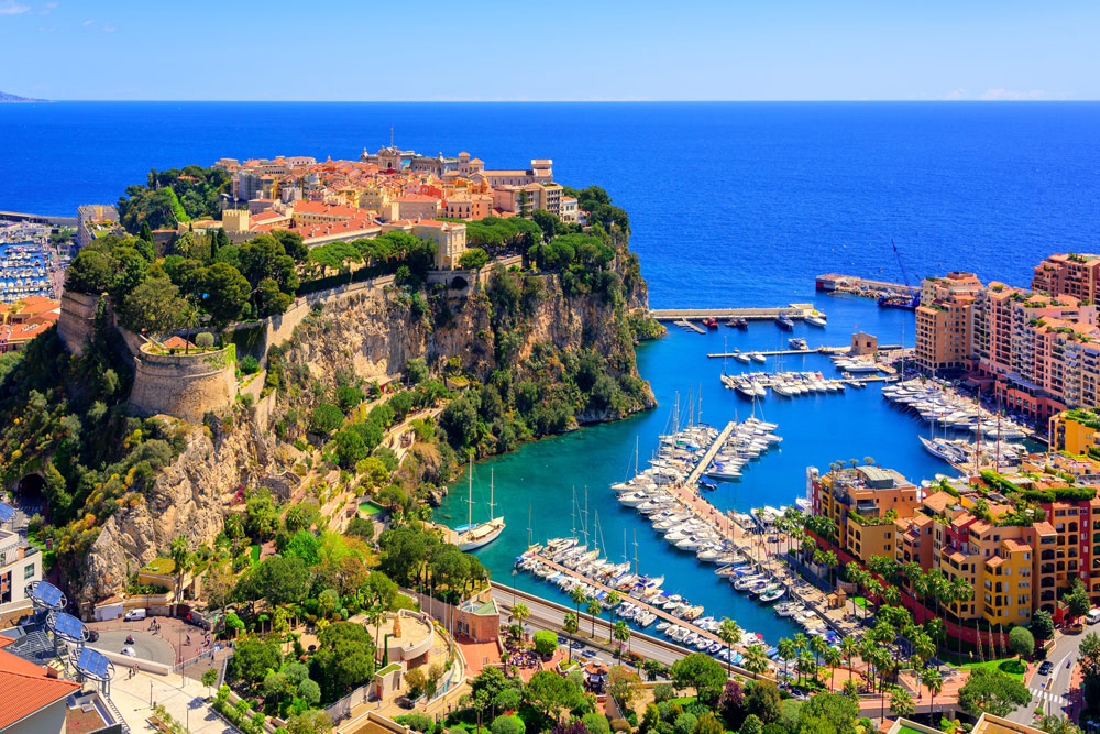 Fascinerende Monaco